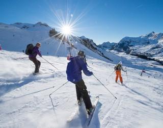 The Domaine Alpin Grand-Bornand / Chinaillon
