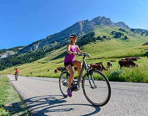 Bycicle touring