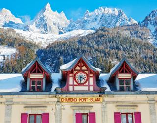 La vallée de Chamonix