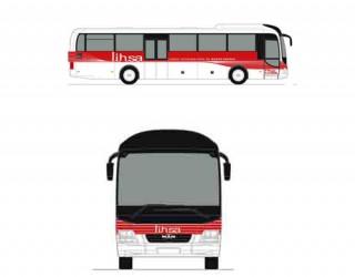 Venir en bus depuis Annecy