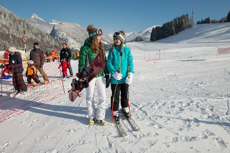 Ski et Glisse à Saint Jean de Sixt