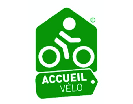 """Brand """"Accueil Vélo"""""""