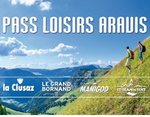 Aravis Leisure Pass