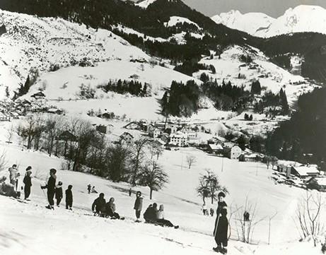 Histoire du ski