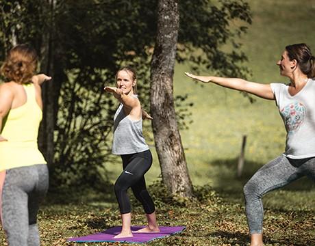 Yoga & Taiji Quan