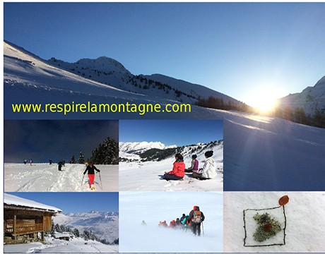 Virginie Villaret accompagnatrice en montagne
