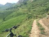 Sur le circuit du Col des Annes