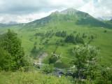 Pistes de VTT de descente du Châtelet