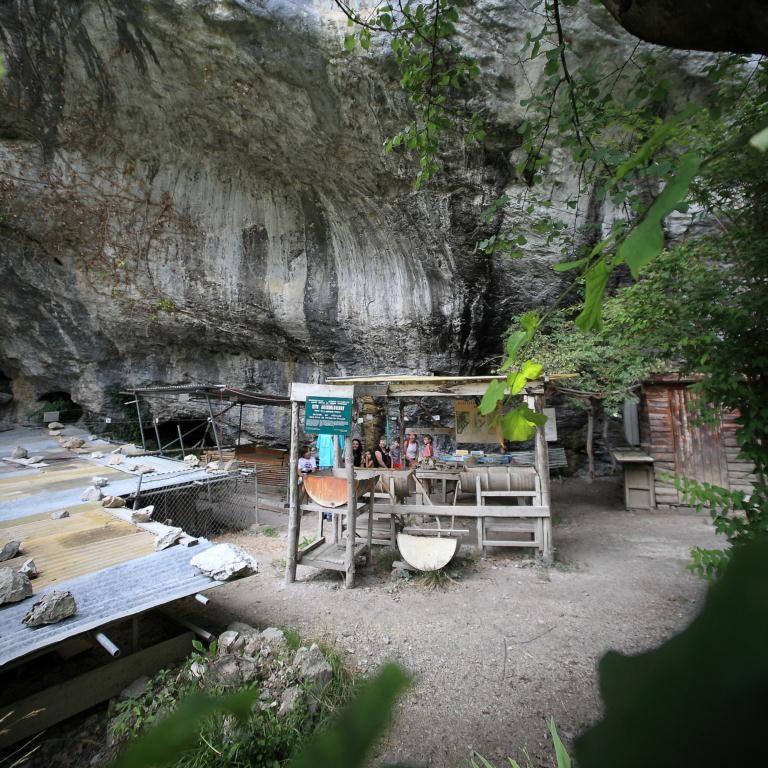Site de la Balme de Thuy