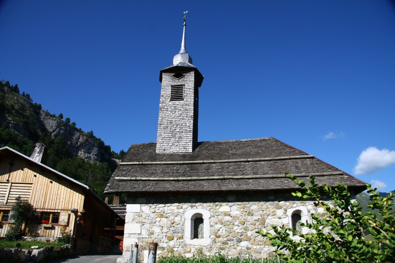Chapelle du Chinaillon