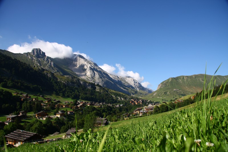 Le Grand-Bornand Chinaillon