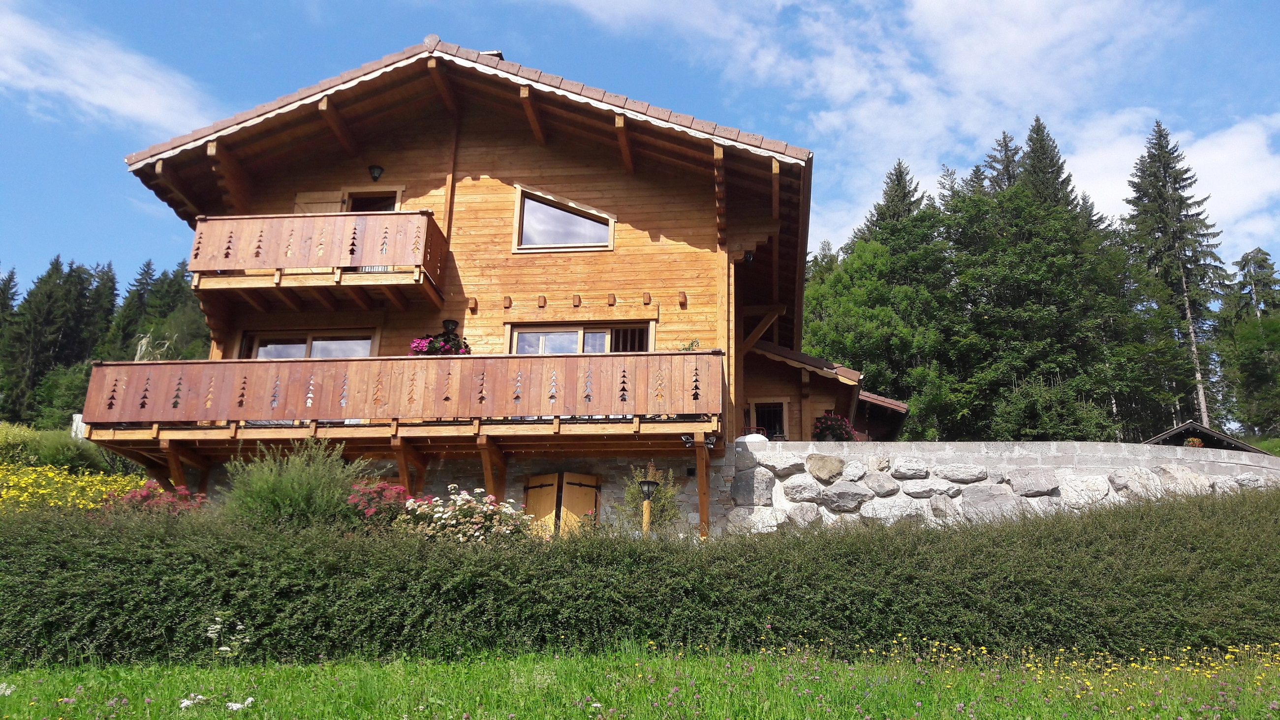 Dent de lion appartement dans chalet office de - Office de tourisme saint jean d arves ...